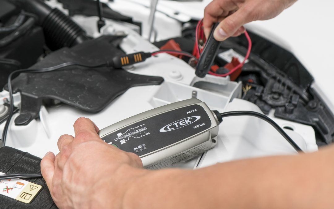 What's In Bowen's Bag – CTEK MXS 5.0 Battery Charger