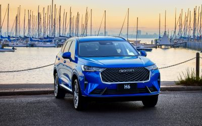 Haval H6 set to launch new H6 in April priced from $30,990 driveaway
