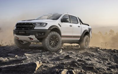 Ford Announce Ranger Raptor X And The Return Of The FX4