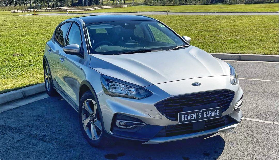 2021 Ford Active Focus review