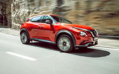 2021 Nissan Juke is a colourful character