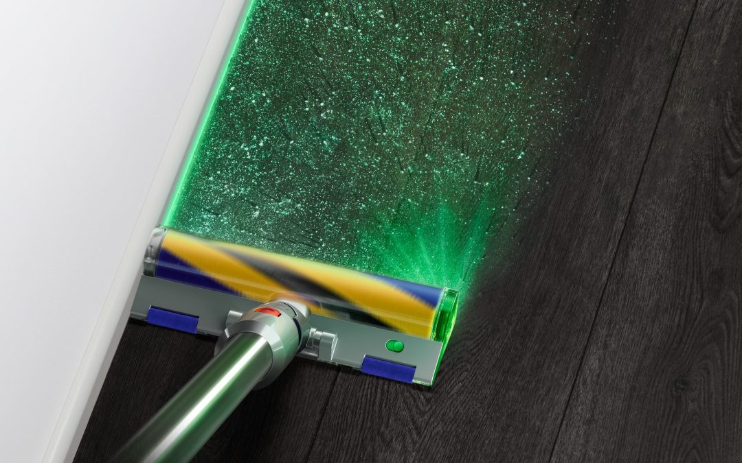 Dyson Launch Laser Guided Vacuum