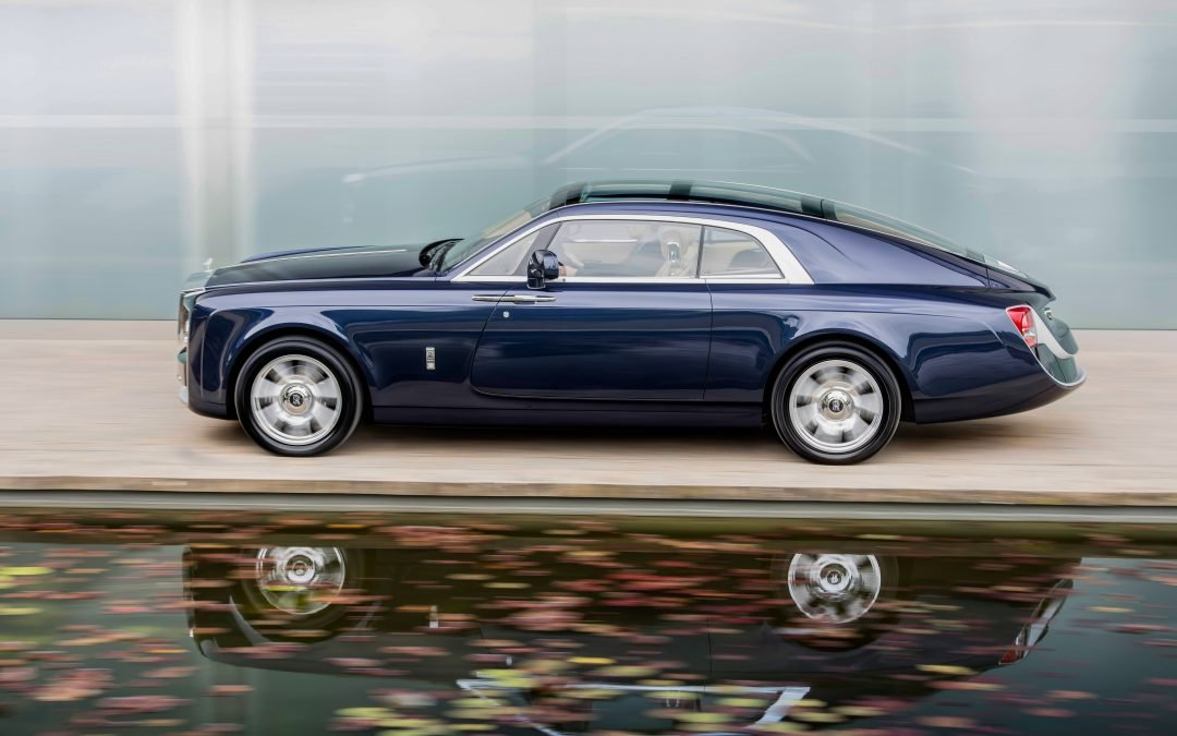 Rolls Royce To Announce Electric Future