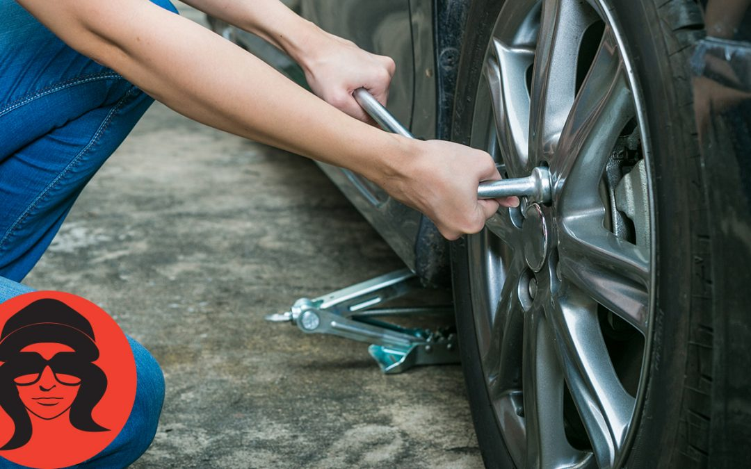 Can You Change A Tyre? We Sent Brooke On A Study Tour This Week