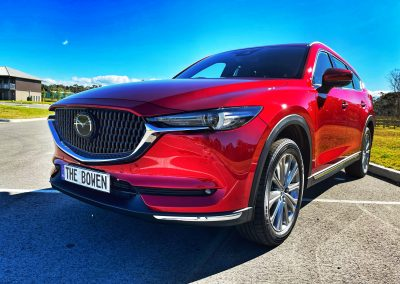 2021 Mazda Asaki LE Diesel AWD Review – The Six Seat SUV